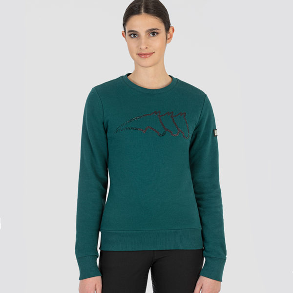 Equiline graneg sweatshirt