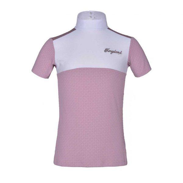 kingsland skjorta barn rosa junior