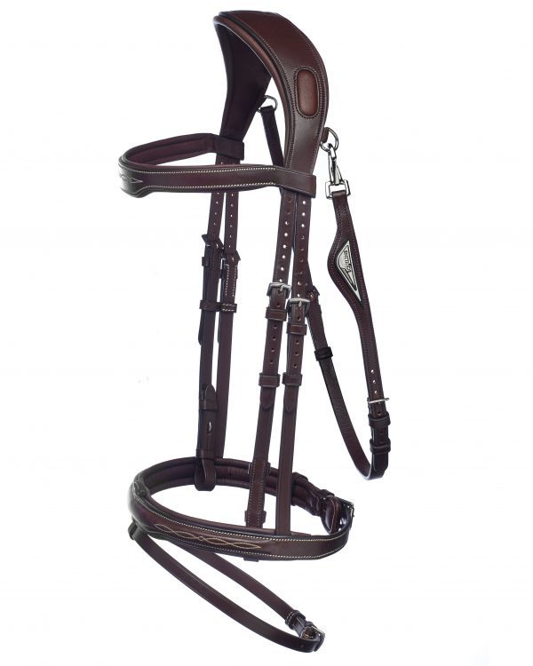 Equiline träns BJ301 bridle