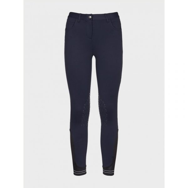 Cavalleria Toscana - High Waist Jump Breeches