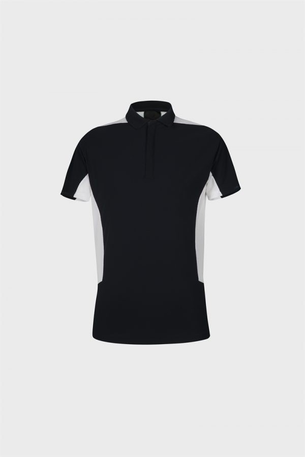 Cavalleria Toscana - Jersey Polo W/Mesh Insterts