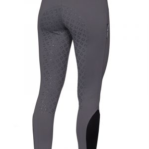 Cavalleria Toscana -  Ridbyxor CT Full Grip Breeches With Perforated Logo Tape