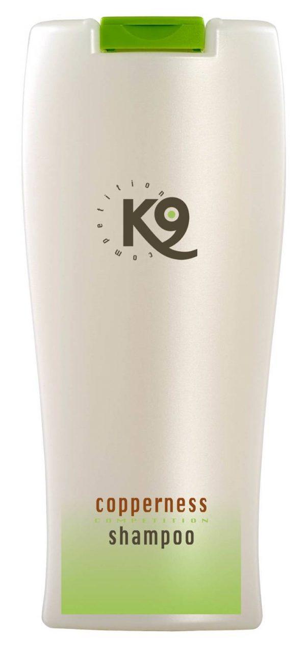 K9 - Copperness Schampoo 300 ml