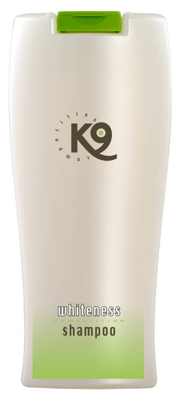 K9 - Whiteness Schampoo 300 ml