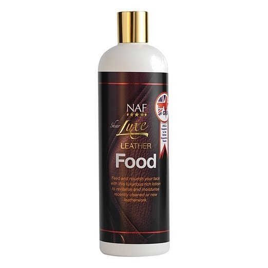 NAF - Luxe Leather Food