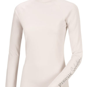 Pikeur Abby roll neck grey violet